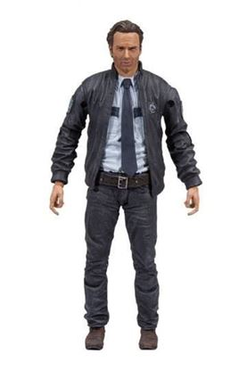 Picture of The Walking Dead TV Version Figura Constable Rick Grimes 13 cm