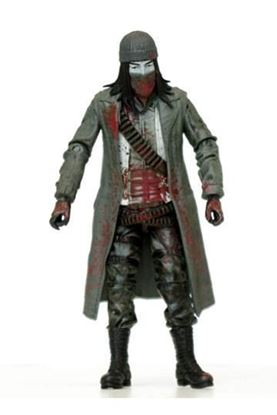 Picture of The Walking Dead Figura Jesus (Bloody B&W) 15 cm