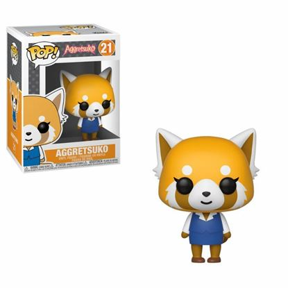 Picture of Aggretsuko POP! Sanrio Vinyl Figura Aggretsuko 9 cm. DISPONIBLE APROX: MARZO 2019