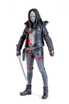 Picture of The Walking Dead Figura Michonne (Bloody B&W) 15 cm