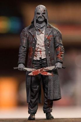 Picture of The Walking Dead Figura Beta (Bloody B&W) 15 cm