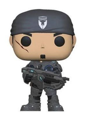 Picture of Gears of War POP! Games Vinyl Figura Marcus 9 cm.