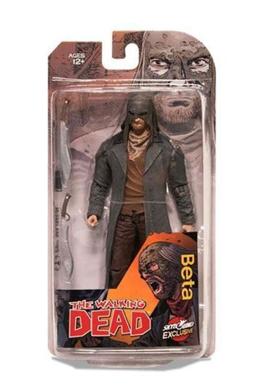 Picture of The Walking Dead Figura Beta (Color) 15 cm