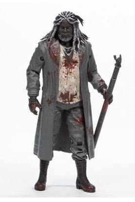 Picture of The Walking Dead Figura Ezekiel (Bloody B&W) 15 cm