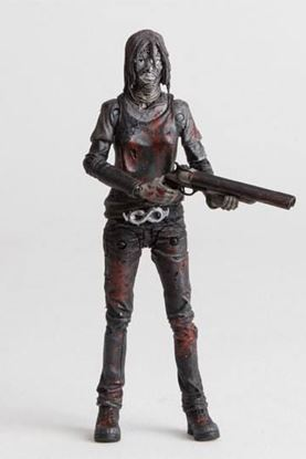 Picture of The Walking Dead Figura Alpha (Bloody B&W) 15 cm
