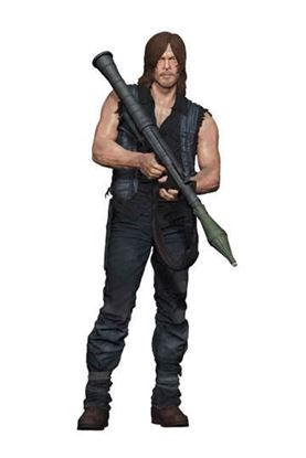 Picture of The Walking Dead Figura Deluxe Daryl Dixon (S6) 25 cm