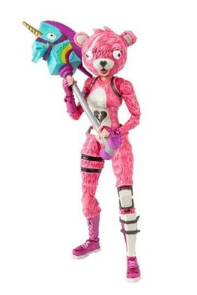 Picture of Fortnite Figura Cuddle Team Leader 18 cm