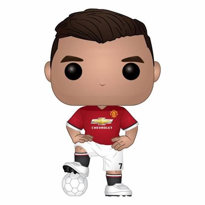 Picture of POP! Football Vinyl Figura Alexis Sánchez (Manchester United) 9 cm. DISPONIBLE APROX: JULIO 2019