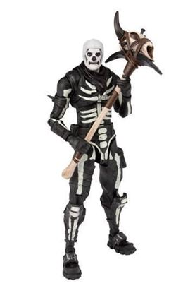 Picture of Fortnite Figura Skull Trooper 18 cm