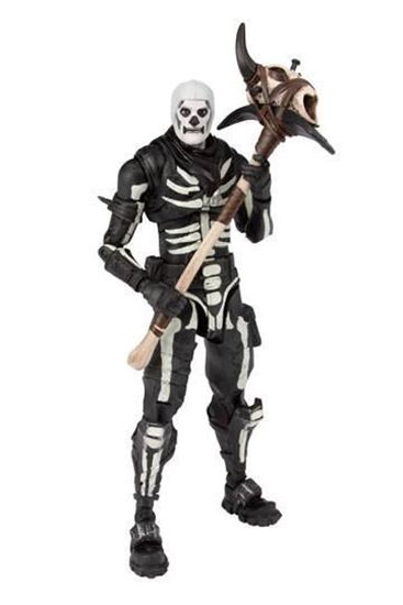 Picture of Fortnite Figura Skull Trooper 18 cm