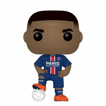 Picture of POP! Football Vinyl Figura Kylian Mbappé (Paris Saint - Germain) 9 cm. DISPONIBLE APROX: JULIO 2019