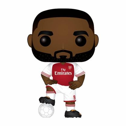 Picture of POP! Football Vinyl Figura Alexandre Lacazette (Arsenal) 9 cm. DISPONIBLE APROX: JULIO 2019