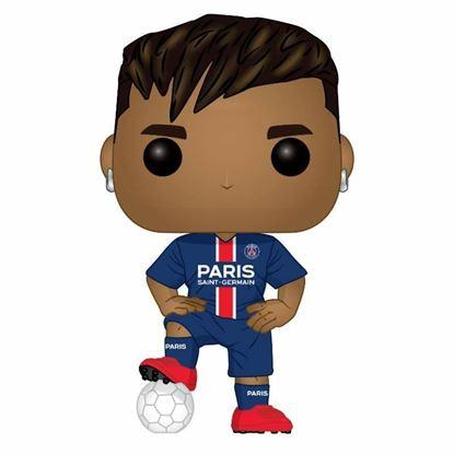 Picture of POP! Football Vinyl Figura Neymar da Silva Santos Jr. (Paris Saint - Germain) 9 cm