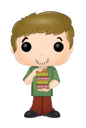 Picture of Scooby Doo Figura POP! Animation Vinyl Shaggy con Sandwich 9 cm