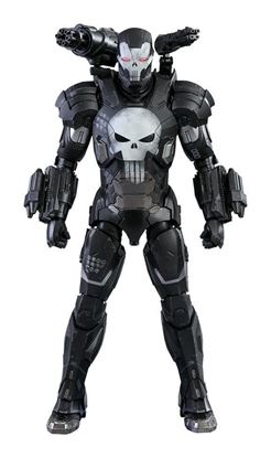 Picture of Marvel Future Fight Figura Video Game Masterpiece 1/6 The Punisher War Machine Armor 32 cm