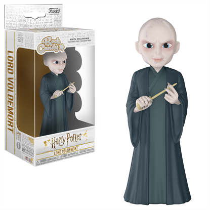 Picture of Harry Potter Rock Candy Vinyl Figura Lord Voldermort 13 cm