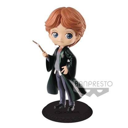 Picture of Figura Q Posket Ron Weasley (Pearl Colour Version) 14 cm
