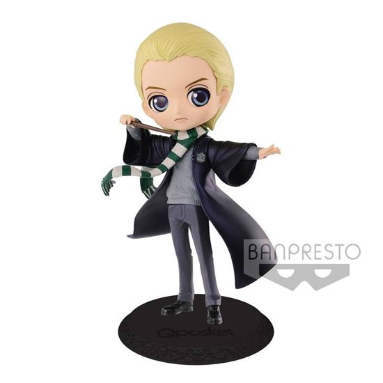 Picture of Figura Q Posket Draco Malfoy (Pearl Colour Version) 14 cm