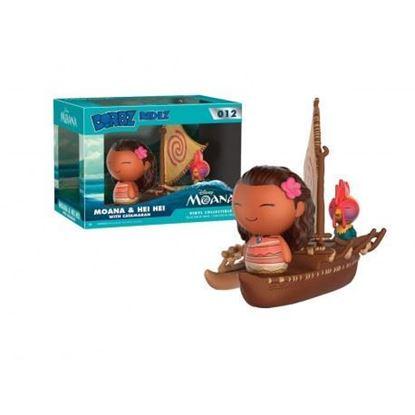 Picture of Moana Moana & Hei Hei + catamaran-funko dorbz (vaiana)