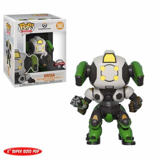 Picture of Overwatch Figura Super Sized POP! Games Vinyl Orisa OR-15 Skin Special Edition 15 cm