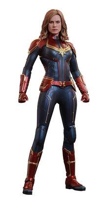Picture of Captain Marvel Figura Movie Masterpiece 1/6 Captain Marvel 29 cm