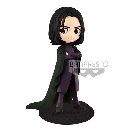 Picture of Figura Q Posket Severus Snape (Normal Colour Version) 14 cm.