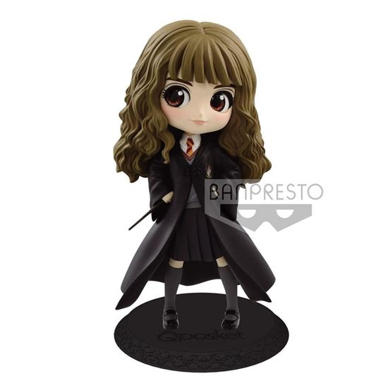 Picture of Figura Q Posket Hermione Granger II (Normal Colour Version) 14 cm.