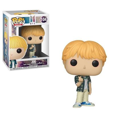 Picture of BTS POP! Rocks Vinyl Figura Jin 9 cm