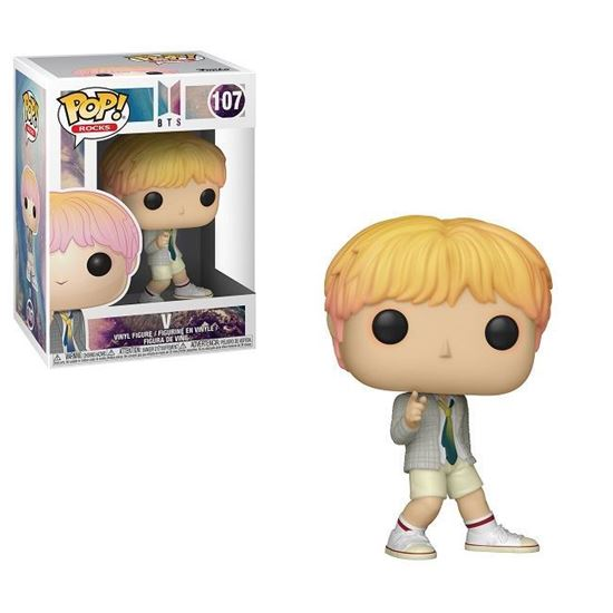Picture of BTS POP! Rocks Vinyl Figura V 9 cm