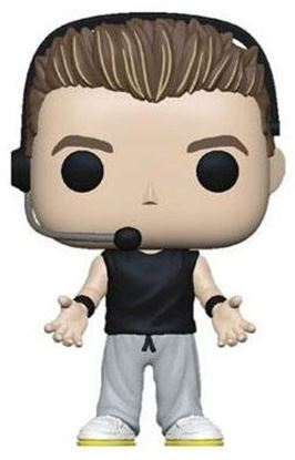 Picture of NSYNC POP! Rocks Vinyl Figura JC Chasez 9 cm.