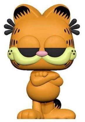 Picture of Garfield POP! Comics Vinyl Figura Garfield 9 cm