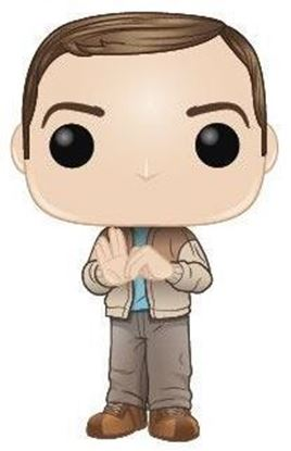 Picture of The Big Bang Theory POP! TV Vinyl Figura Sheldon 9 cm