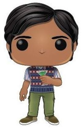 Picture of The Big Bang Theory POP! TV Vinyl Figura Raj 9 cm