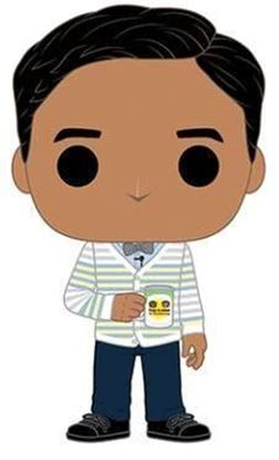 Picture of Community POP! TV Vinyl Figura Abed Nadir 9 cm