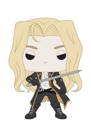 Picture of Castlevania POP! Animation Vinyl Figura Adrian Tepes 9 cm.