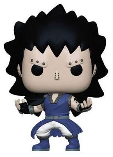 Picture of Fairy Tail POP! Animation Vinyl Figura Gajeel 9 cm.