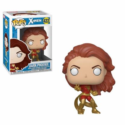 Picture of Marvel Comics POP! Marvel Vinyl Cabezón Dark Phoenix 9 cm.