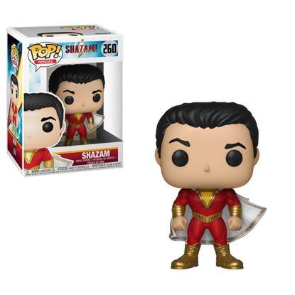Picture of Shazam POP! Heroes Vinyl Figura Shazam 9 cm