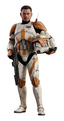 Picture of Star Wars Episode III Figura Movie Masterpiece 1/6 Commander Cody 30 cm