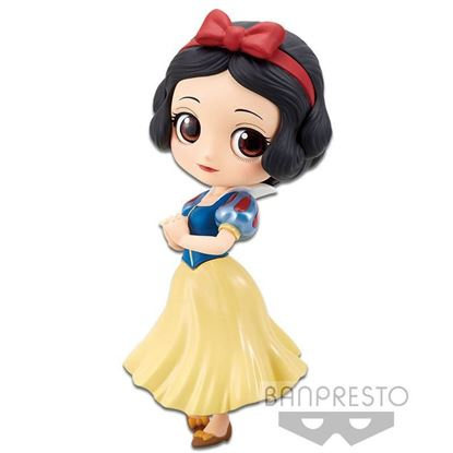 Picture of Figura Q Posket Snow White (Normal Color Version) 14 cm