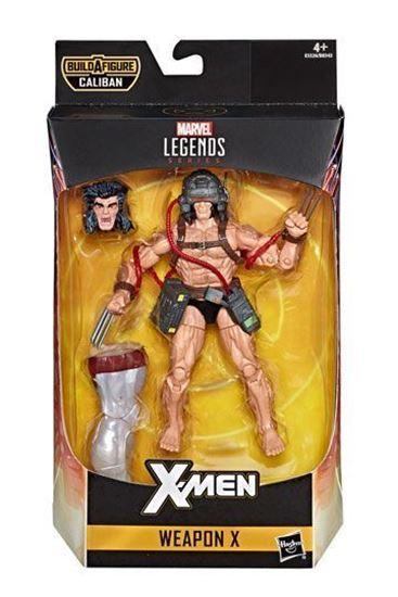 Picture of Marvel Legends X-Men Series Figura Weapon X 15 cm