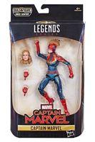 Picture of Marvel Legends Figura Captain Marvel (Captain Marvel Movie) 15 cm