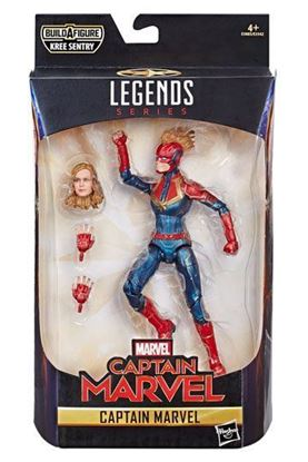 Picture of Marvel Legends Figura Captain Marvel (Captain Marvel Movie) 15 cm