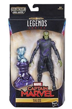 Picture of Marvel Legends Figura Talos (Captain Marvel Movie) 15 cm