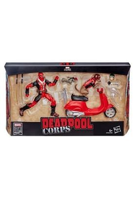 Picture of Marvel Legends Ultimate Figura Deadpool with Scooter 15 cm