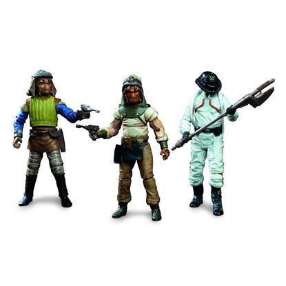 Picture of Star Wars Black Series Vintage Collection Episode VI Pack de 3 Figuras Skiff Guard Exclusive 10 cm