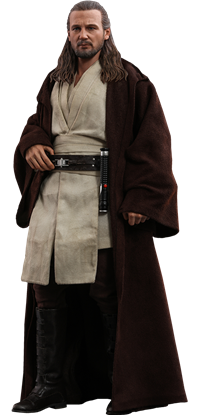 Picture of Star Wars Episode I Figura Movie Masterpiece 1/6 Qui-Gon Jinn 30 cm