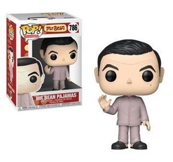 Picture of Mr. Bean POP! TV Vinyl Figura Mr. Bean Pajamas 9 cm