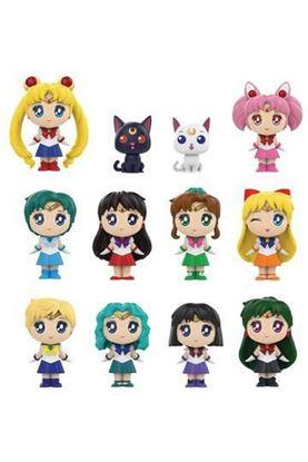 Picture of Sailor Moon Minifiguras Mystery Minis 6 cm PRECIO POR CAJA INDIVIDUAL DE 6CM