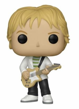 Picture of The Police POP! Rocks Vinyl Figura Andy Summers 9 cm. DISPONIBLE APROX: OCTUBRE 2019